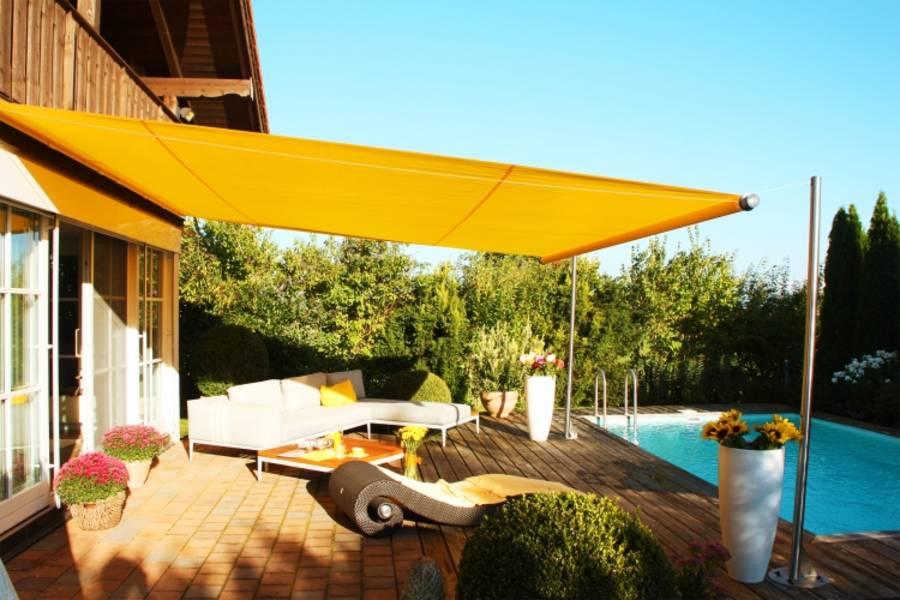 Caravita Sonnensegel sonnensegel in jeder größe