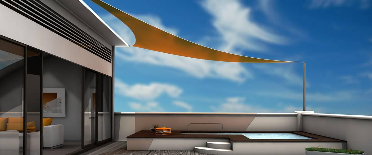 Caravita Sonnensegel caravita sonnensegel produkte für den sonnenschutz