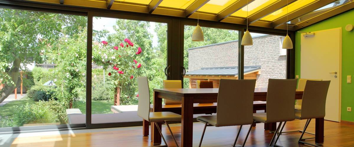 airomatic ps4000 wintergartenmarkise von klaiber. Black Bedroom Furniture Sets. Home Design Ideas